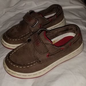 Sperry Top-Sider Cup Sole AC Kids Boat Deck Shoes